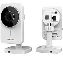 The Samsung SmartCam SNH 1011ND Security Camera is a mix of cutting edge technology, innovative vision, and intuitive design  giving you security, simplicity, and convenience all rolled up in one