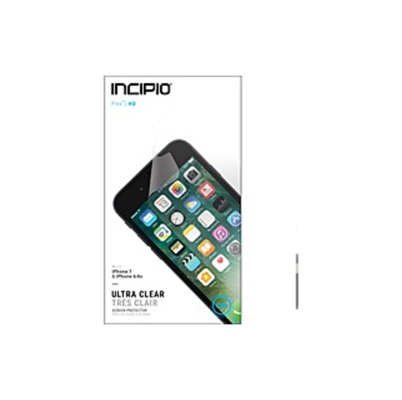 Incipio Plex Hd High Clarity Screen Protector Clear - Lcd Iphone 7