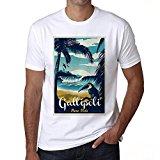 Gallipoli, Pura Vida, Beach Name, tshirt men, beach tshirts, gift tshirt