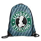 Lindsey Stirling Travel Storage Use Backpack Bag