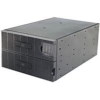 Apc By Schneider Electric Smart-ups 8000va Rack-mountable Ups - 8000 Va / 6400 W - 1, 2, 2 X Hard Wire 3-wire, Nema L6-20r, Nema L6-30r - Input Voltage: 208 V Ac, 240 V Ac - Output Voltage: 208 V Ac, 240 V Ac Dlrt8000rmxlt6u