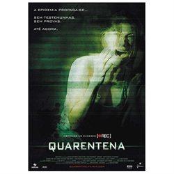 Quarantine Poster Movie Portuguese 11 x 17 In - 28cm x 44cm Jennifer Carpenter Columbus Short Johnathon Schaech Jay Hernandez Marin Hinkle Rade Serbedzija
