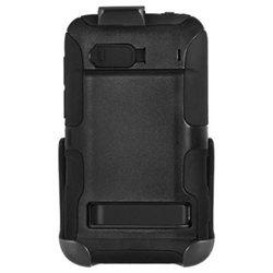 Seidio Convert Extended ComboHybrid Case & Holster for HTC ThunderBolt - Black