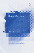 Exploring the key legal issues in combating race discrimination, Race Matters provides readers with a detailed understanding of the issue of inequality