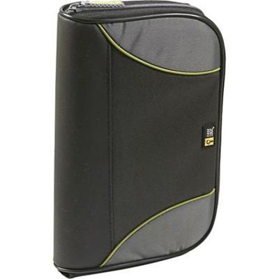 Case Logic Csw-72 Black 72 Capacity Cd Wallet - Black