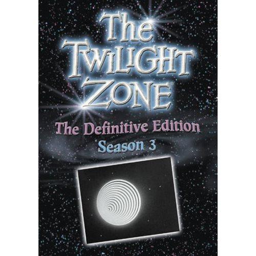 Twilight Zone Season 3-Definitive Edition
