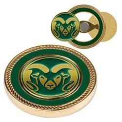Colorado State Rams CSU NCAA Challenge Coin & Ball Markers