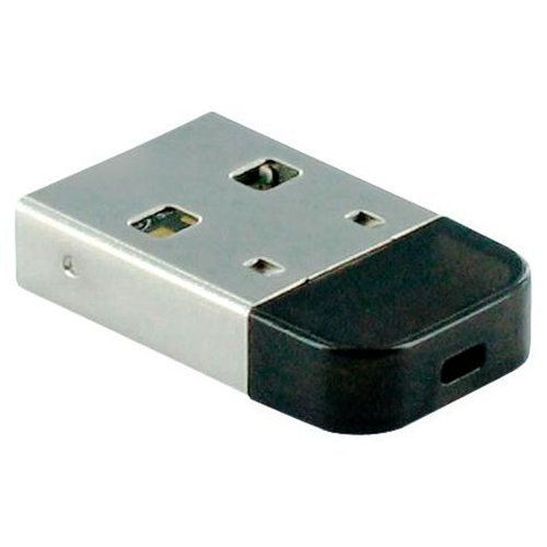 PLANEX Wireless USB Bluetooth 2.1 Micro Adapter Class2 EDR2.1 Mini USB Dongle Network Adapter - BT-M