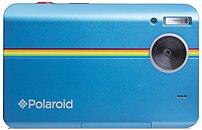 Polaroid Polz2300bl 10 Megapixels Instant Digital Camera - 6x Digital Zoom - 3.0-inch Lcd Rear Screen - Blue