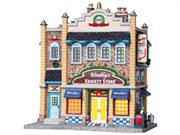 Lemax Harvest Crossing Village Collection Woodley's Store #85686