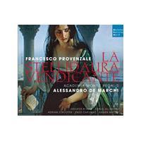 Francesco Provenzale: La Stellidaura vendicante (Music CD)