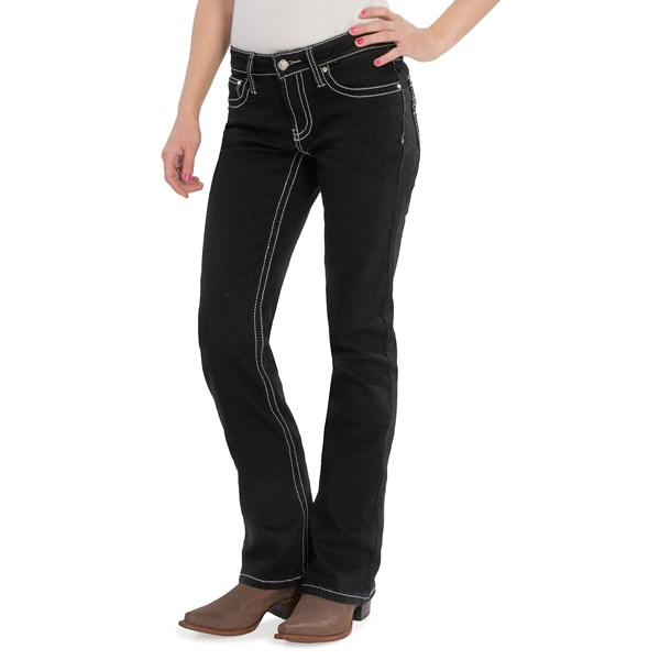 Cowgirl Up Midnight Jeans - Bootcut (for Women)