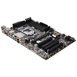 ASRock Z77 Pro4 Desktop Motherboard - Intel Z77 Express Chipset - Socket H2 LGA-1155 - ATX - 1 x Processor Support - 32 GB DDR3 SDRAM Maximum RAM - CrossFireX Support - Serial ATA/300, Serial ATA/600 RAID Supported Controller - CPU Dependent Video - 2 x P