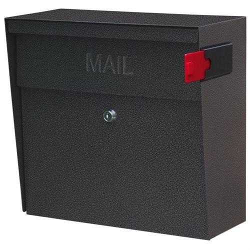 Metro MailBoss 7160 Wall-Mount Locking Mail Box