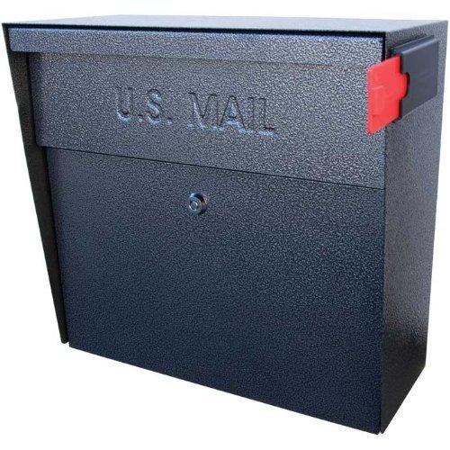 Mail Boss Metro Wall Mount Locking Mail Box Galaxy - Mail Boss 7160
