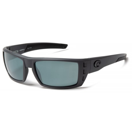 Rafael Sunglasses - Polarized Mirror 580p Lenses
