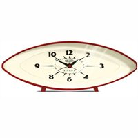 Bullit Alarm Clock- Red  By Newgate