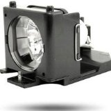 Electrified SP-LAMP-046 Replacement Lamp with Housing for EDT-00871 InFocus Projectors