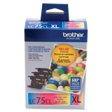 BROTHER BRTLC753PKS Brother Br MfcJ6510Dw 1Color Multipak CMY