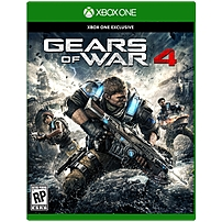 Microsoft 4v9-00001 Gears Of War 4 - Third Person Shooter - Blu-ray Disc - Xbox One - English