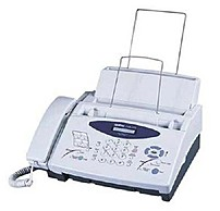 Brother Intellifax Ppf-775 775 Plain Paper Fax Machine - 10 Page - 512 Kb - Rj-11 Phone Line