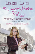 The Sweet Sisters Trilogy collects Lizzie Lane's beloved Second World War trilogy:Wartime SweetheartsWar BabyHome Sweet HomeFollow the Sweet family through love and war as they fight for the future of their village bakery - and find their own futures changing more than they ever imagined.