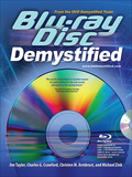 The Latest Tips and Techniques for Getting the Maximum from Blu-ray Technology Blu-ray Disc Demystified provides the most current information and applications available for this popular high-definition optical disc format