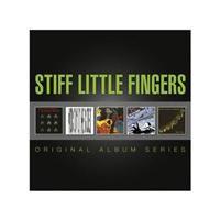 Stiff Little Fingers - Original Album Series (Music CD)