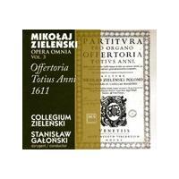 Mikolaj Zielenski: Opera Omnia, Vol. 3 - Communiones Totius Anni 1611 (Music CD)
