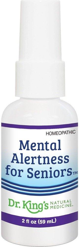 Mental Altertness for Seniors Dr King Natural Medicine 2 fl oz Liquid
