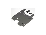 100906 Motor Plate 3.0mm 7075/gray Hpic0906 Hpi