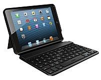 Zagg Fosbslblk103 Case, Keyboard For Ipad Mini - Black