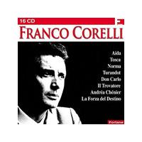 Aida; Tosca; Norma; Turandot; Don Carlo; Il Trovatore; Andréa Chénier; La Forza del Destino (Music CD)