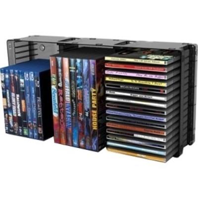 Atlantic 36635731 Disc Storage Module 45cd Black