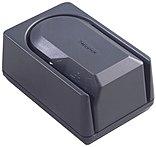 Mag-tek 22523003 Mini Micr Reader - Serial Interface - Dark Gray
