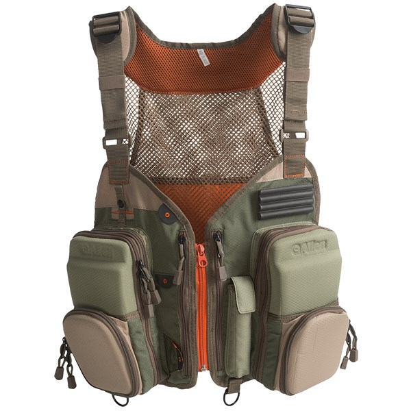 Allen Co. Deschutes River Chest Vest
