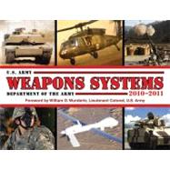 U S Army Weapons Sys 2010-11 Pa