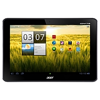 "Acer Iconia Tab A200 Tablet - 10.1"" - 1 Gb Ddr2 Sdram - Nvidia Tegra 2 250 Dual-core (2 Core) 1 Ghz - 16 Gb - Android - 1280 X 800 - Titanium - 16:10 Aspect Ratio - Wireless Lan - Bluetooth - Front Camera/webcam Xe.h8qpn.001"