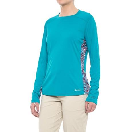Solarflex Artist Series Shirt - Upf 50 , Long Sleeve (for Women)