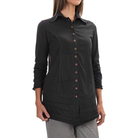 Artisan Shirt - 3/4 Sleeve (for Women)