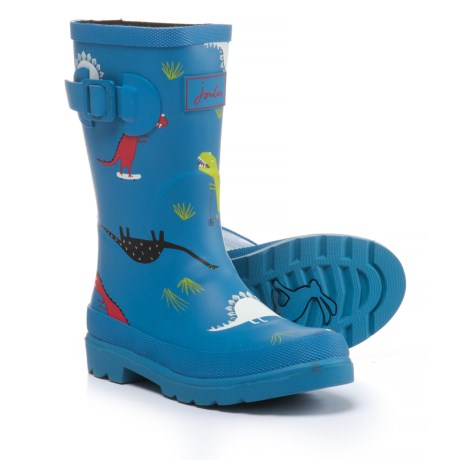 Tall Skateasarus Rain Boots - Waterproof (for Boys)