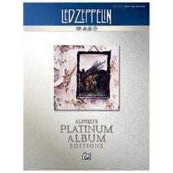 Alfred Led Zeppelin: Untitled (IV) Platinum Bass Guitar