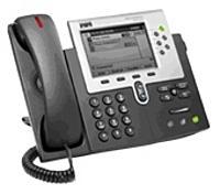 Cisco Ip Phone Cp-7961g Voip Phone - Lcd Display