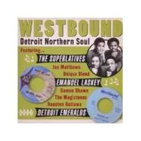 Various Artists - Westbound Detroit Northern Soul (Music CD)