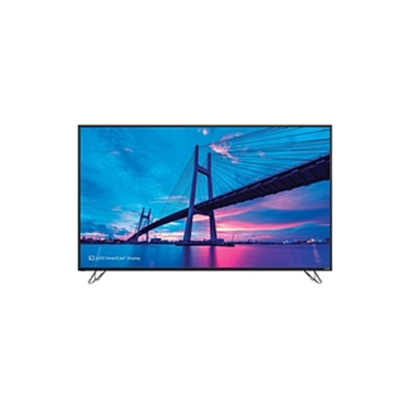 Vizio Smartcast M55-e0 55-inch Xled Plus Chromecast Display - 3840 X 2160 - 1.07 Billion Colors - 20,000,000:1 - 4k Uhd - Speakers - Hdmi - Usb - 165