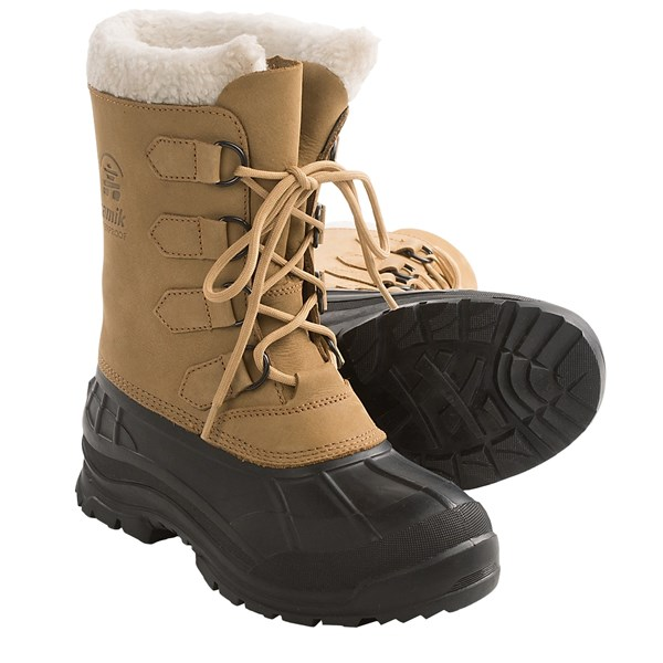 Kamik Quest Winter Pac Boots - Waterproof, Insulated (For Women)
