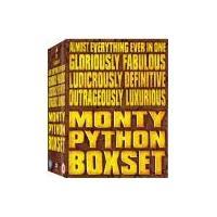 Monty Python Almost Everything Box Set