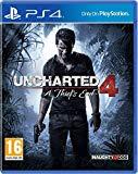 Uncharted 4: A Thief's End (original Box) /ps4