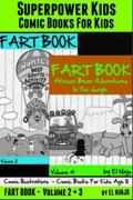 Superpower Kids: Comic Books For Kids- Comic Illustrations - Comic Books For Kids Age 8