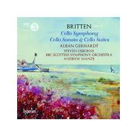 Britten: Cello Symphony; Cello Sonata; Cello Suites (Music CD)